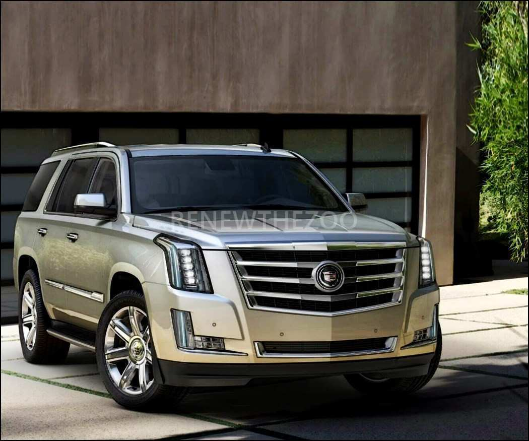 70 Great The 2019 Cadillac Escalade Concept Performance Price by The 2019 Cadillac Escalade Concept Performance