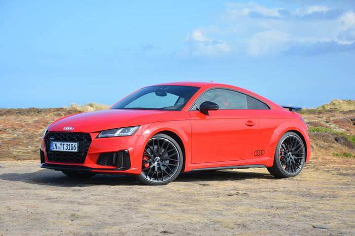 70 New New Audi Tt Rs Plus 2019 Price And Review Review with New Audi Tt Rs Plus 2019 Price And Review