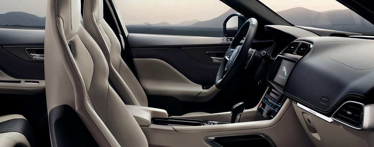 70 New The 2019 Jaguar F Pace Interior First Drive New Review by The 2019 Jaguar F Pace Interior First Drive