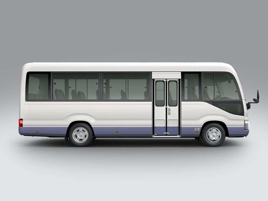 70 New The Toyota Bus 2019 Performance Performance and New Engine for The Toyota Bus 2019 Performance