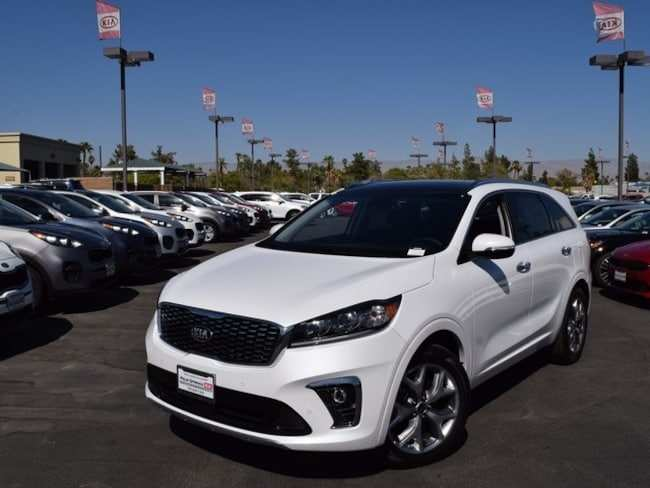 70 The Kia Sorento 2019 White Picture for Kia Sorento 2019 White