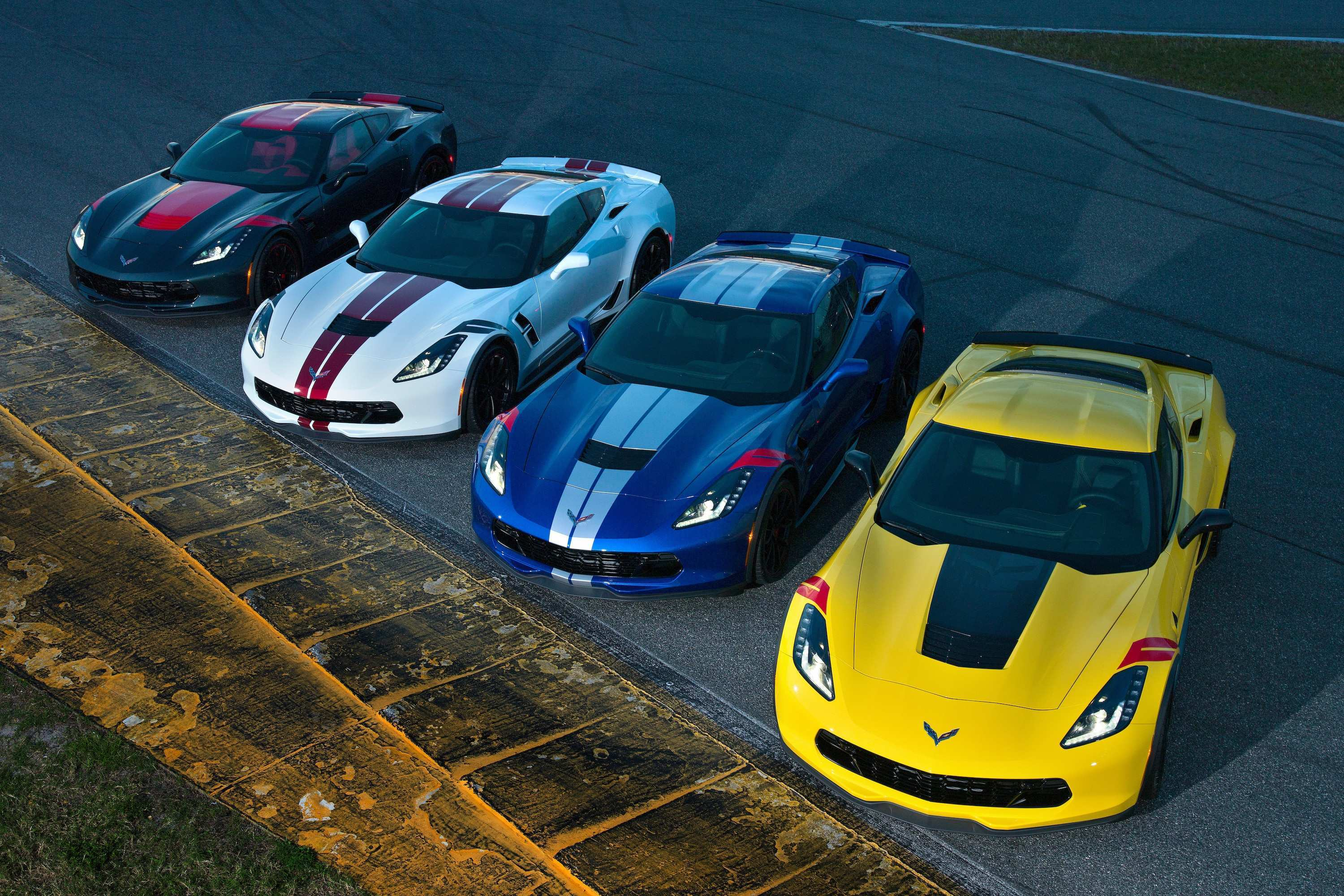 70 The New 2019 Chevrolet Corvette Grand Sport Review Rumor Redesign and Concept by New 2019 Chevrolet Corvette Grand Sport Review Rumor