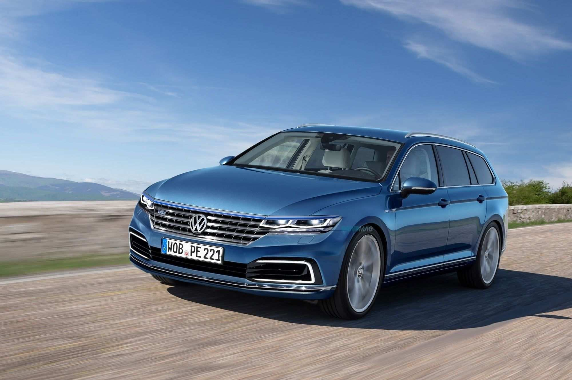 70 The The 2019 Volkswagen Wagon First Drive Exterior for The 2019 Volkswagen Wagon First Drive