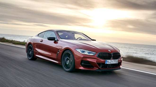 70 The The Bmw 2019 Series 8 First Drive Images with The Bmw 2019 Series 8 First Drive