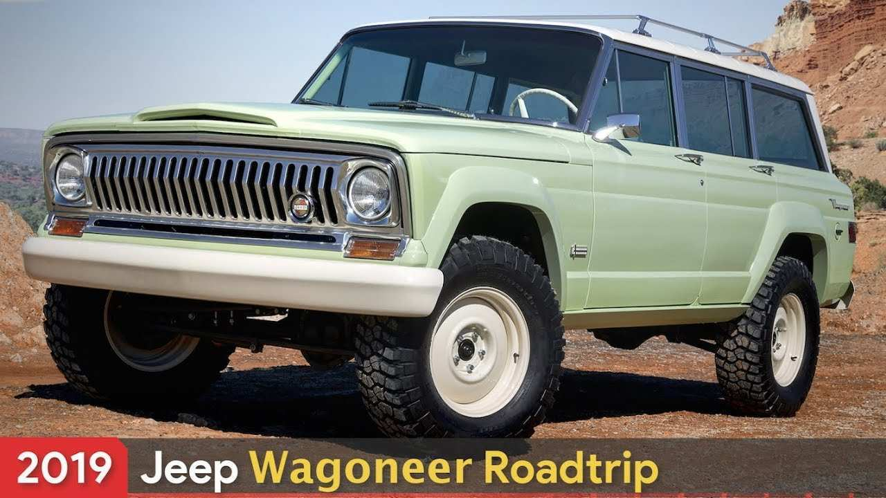 71 All New Best 2019 Dodge Wagoneer Interior Exterior And Review Configurations for Best 2019 Dodge Wagoneer Interior Exterior And Review