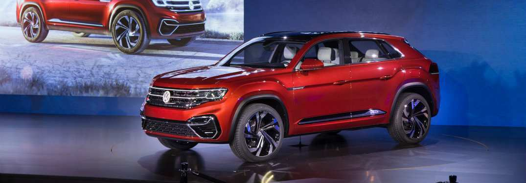71 All New Crossover Volkswagen 2019 Concept Research New with Crossover Volkswagen 2019 Concept