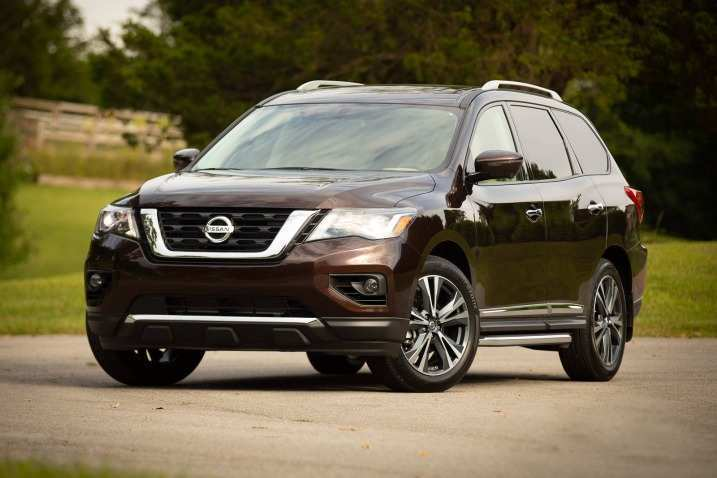 71 All New Nissan Armada 2019 Overview Spy Shoot for Nissan Armada 2019 Overview