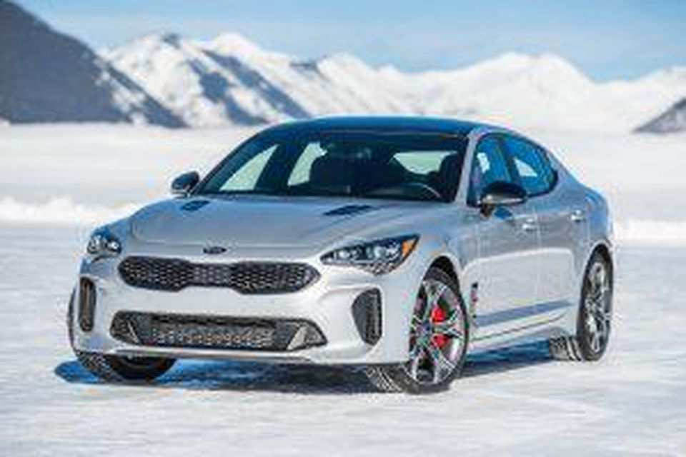 71 Best Review Best Kia Stinger 2019 Zmiany Redesign And Price First Drive with Best Kia Stinger 2019 Zmiany Redesign And Price