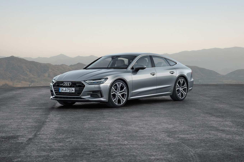 71 Best Review Best New S7 Audi 2019 Interior Spy Shoot with Best New S7 Audi 2019 Interior