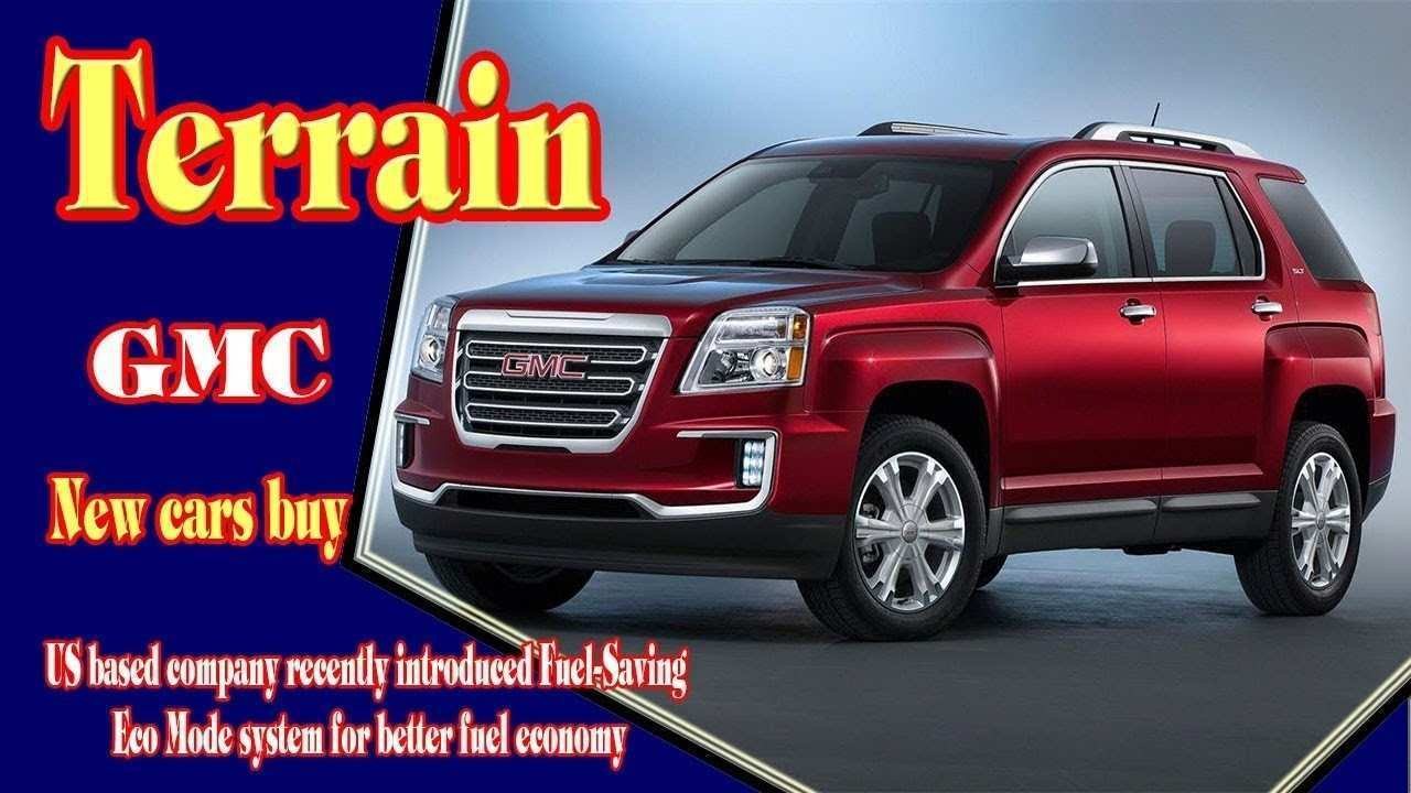 71 Best Review New Colors For 2019 Gmc Terrain Concept Redesign And Review Interior by New Colors For 2019 Gmc Terrain Concept Redesign And Review