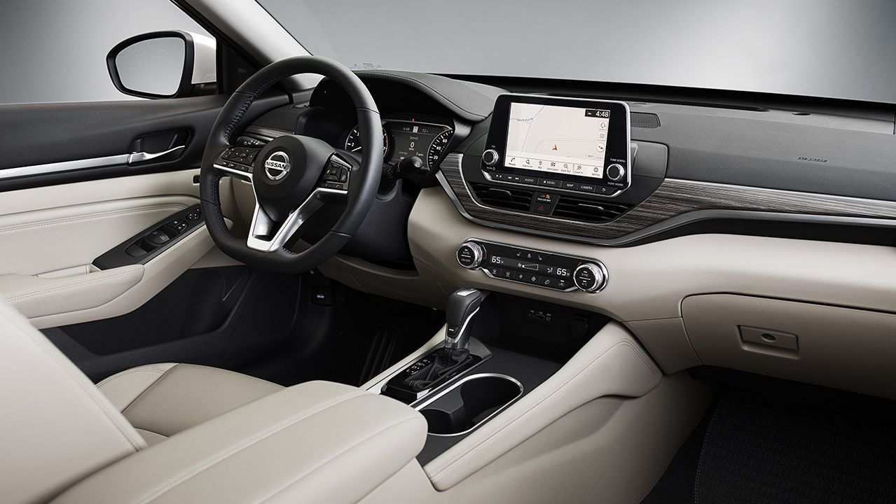 71 Best Review The 2019 Nissan Altima Interior Redesign And Concept Interior for The 2019 Nissan Altima Interior Redesign And Concept