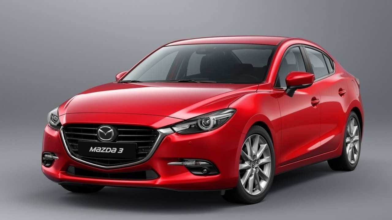 71 Concept of Mazda 3 2019 Lanzamiento Performance and New Engine by Mazda 3 2019 Lanzamiento