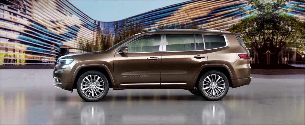 71 Concept of New Jeep Grand Commander 2019 Price History by New Jeep Grand Commander 2019 Price