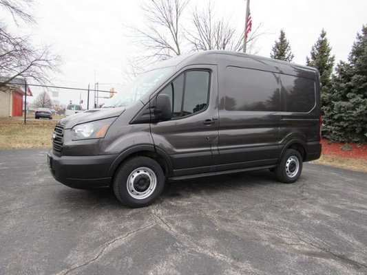 71 Gallery of Best 2019 Ford Transit Cargo Van Review And Price Overview with Best 2019 Ford Transit Cargo Van Review And Price