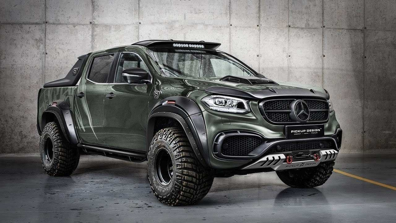 71 Gallery of New 2019 Mercedes X Class Release Date And Specs Performance with New 2019 Mercedes X Class Release Date And Specs