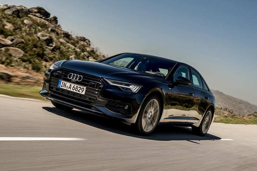 71 Gallery of New Audi A6 2019 Interior Spy Shoot Exterior and Interior by New Audi A6 2019 Interior Spy Shoot