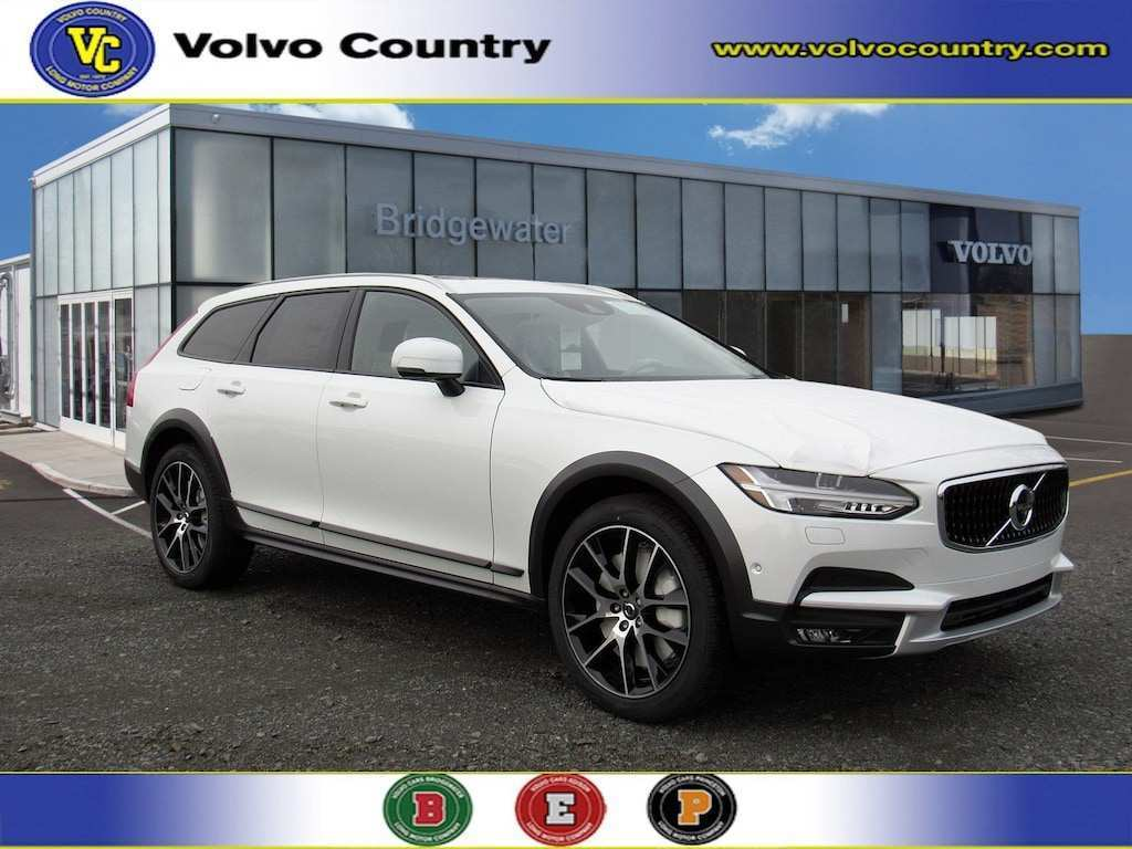 71 Gallery of New Volvo 2019 V90 Cross Country Overview And Price Exterior and Interior with New Volvo 2019 V90 Cross Country Overview And Price