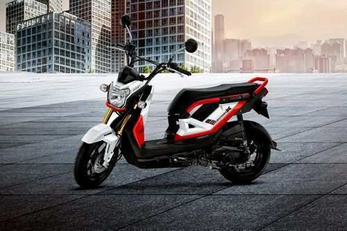 71 Gallery of The Honda Zoomer X 2019 Redesign And Price Spy Shoot by The Honda Zoomer X 2019 Redesign And Price