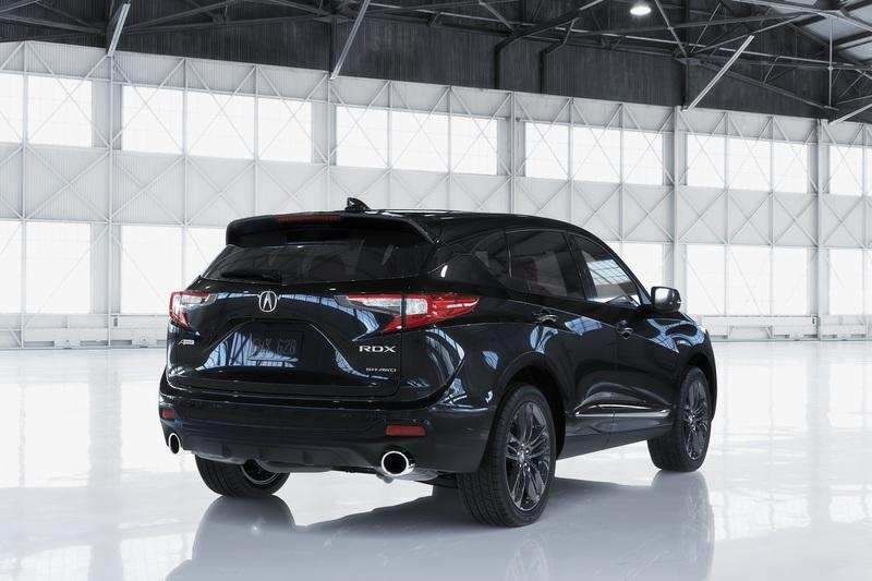 71 Gallery of The Pictures Of 2019 Acura Rdx Price Style with The Pictures Of 2019 Acura Rdx Price