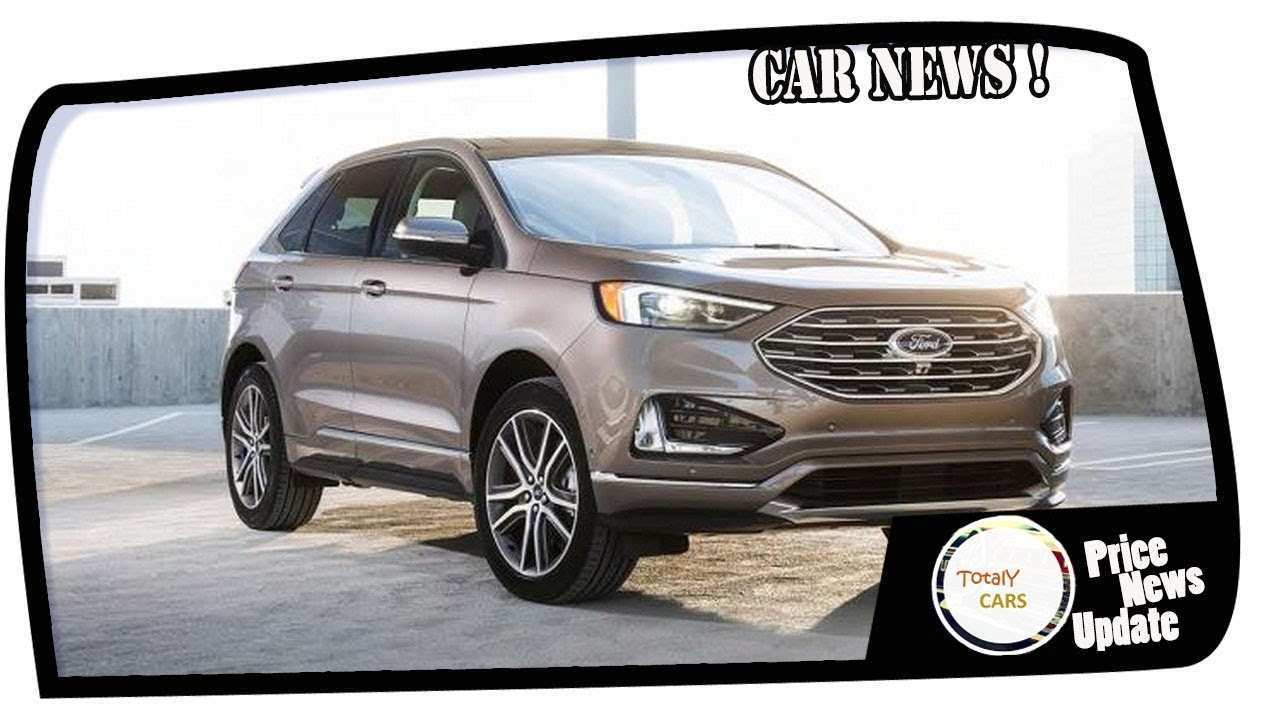 71 Great The 2019 Ford Edge St Youtube Overview And Price Review by The 2019 Ford Edge St Youtube Overview And Price