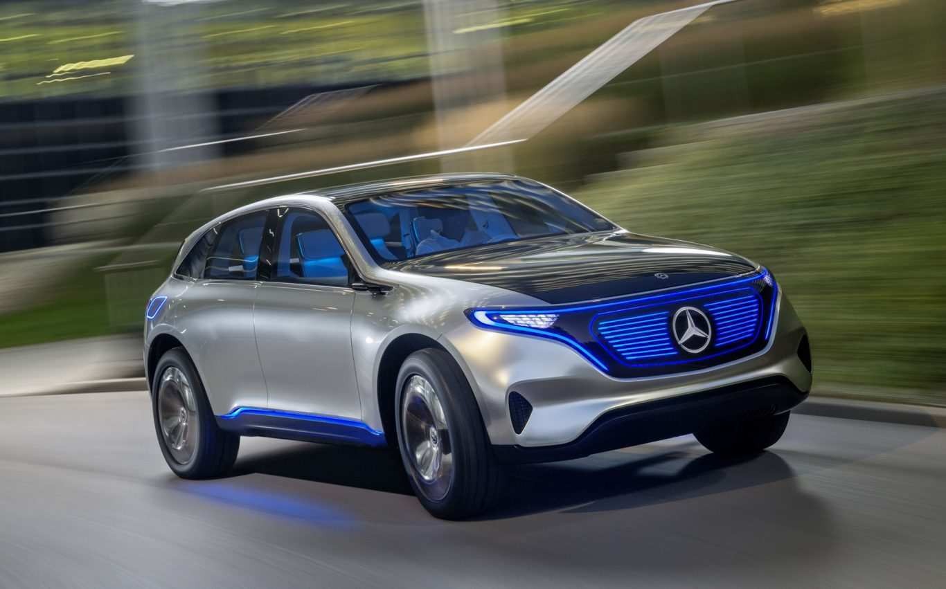 71 Great The Mercedes Eq 2019 Price New Concept with The Mercedes Eq 2019 Price