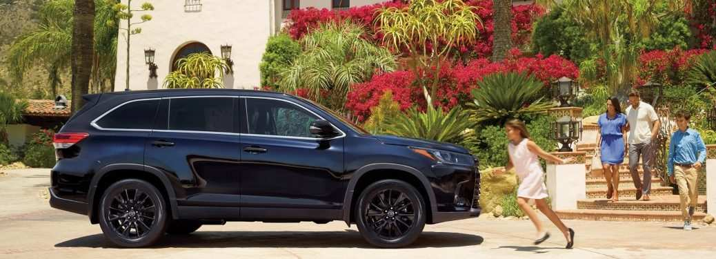 71 Great Toyota 2019 Highlander Colors Overview New Review with Toyota 2019 Highlander Colors Overview