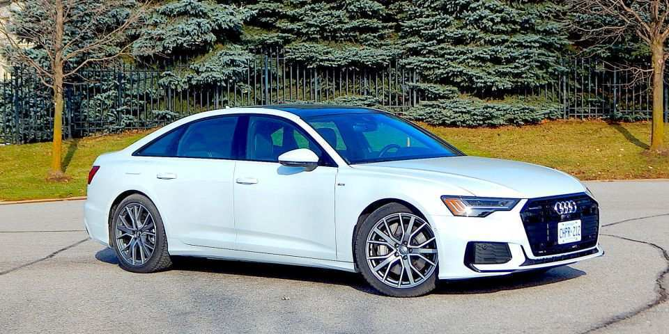 71 New Audi A6 2019 Geneva Review Exterior by Audi A6 2019 Geneva Review