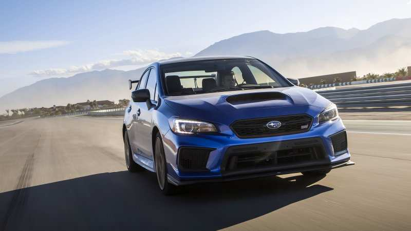 Subaru Wrx 0 60 >> 71 New New 2019 Subaru Wrx Sti 0 60 Performance And New