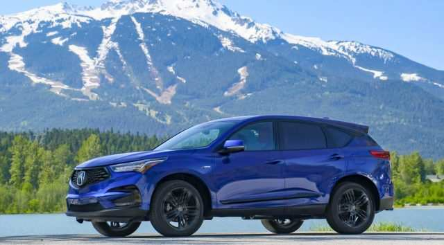 71 New New Acura Rdx 2019 Option Packages Review And Specs Price for New Acura Rdx 2019 Option Packages Review And Specs