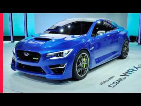 71 New Subaru Wrx 2019 Concept Model with Subaru Wrx 2019 Concept