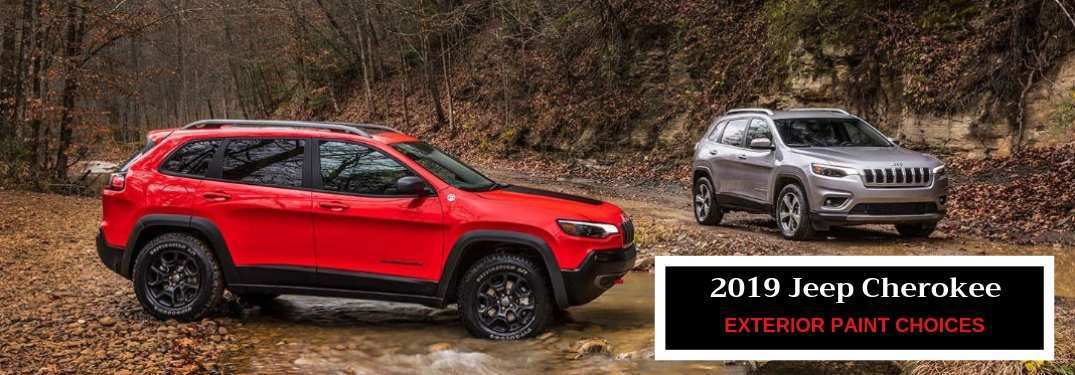 71 The Colors Of 2019 Jeep Cherokee Exterior Ratings with Colors Of 2019 Jeep Cherokee Exterior