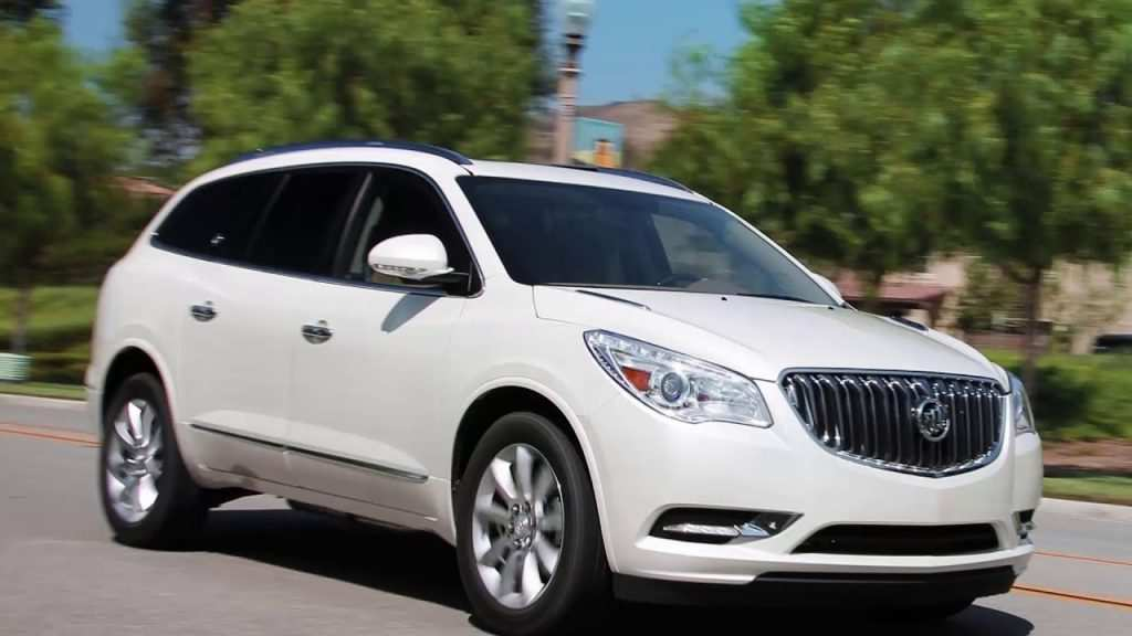 71 The The 2019 Buick Enclave Wheelbase Review Performance by The 2019 Buick Enclave Wheelbase Review