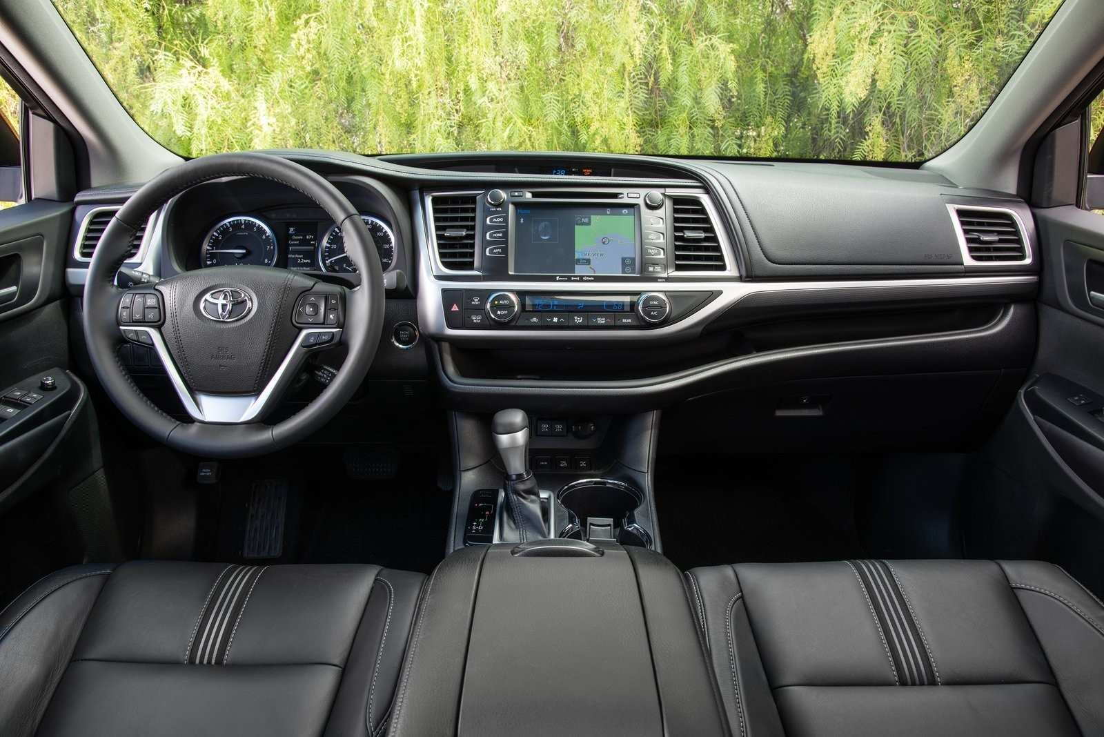 72 All New Highlander Toyota 2019 Interior Review Specs And Release Date New Review for Highlander Toyota 2019 Interior Review Specs And Release Date