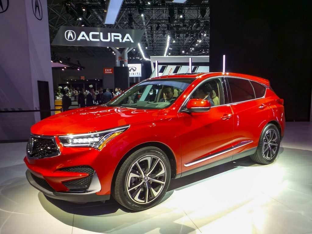 72 All New New Acura Rdx 2019 Exterior Colors Spy Shoot Interior by New Acura Rdx 2019 Exterior Colors Spy Shoot