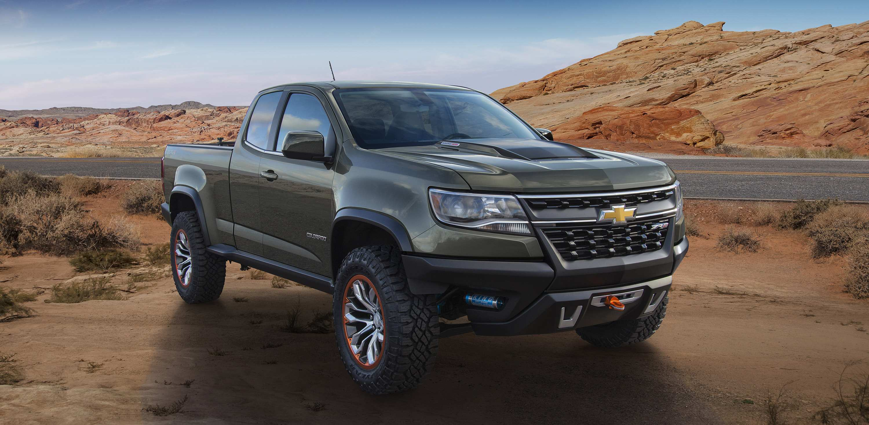 72 All New The Chevrolet 2019 Zr2 New Concept Price for The Chevrolet 2019 Zr2 New Concept