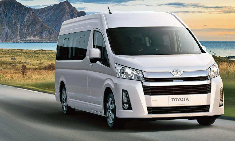 72 All New The Toyota Bus 2019 Performance First Drive for The Toyota Bus 2019 Performance