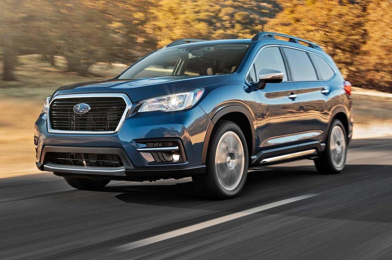 72 Best Review Best Subaru 2019 Ascent Recall Spy Shoot Exterior and Interior for Best Subaru 2019 Ascent Recall Spy Shoot