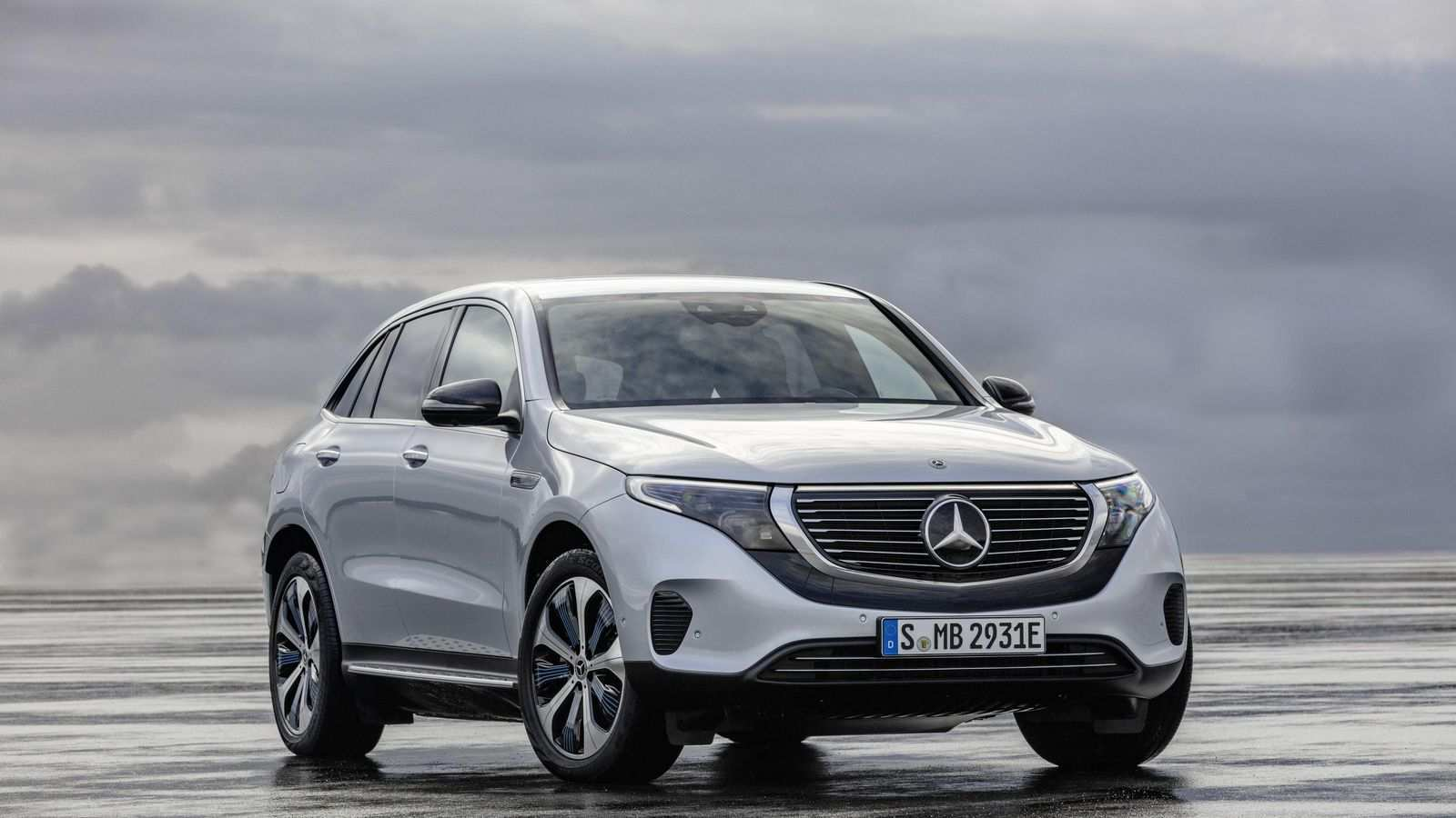 72 Best Review Mercedes Benz Eqc 2019 Redesign with Mercedes Benz Eqc 2019