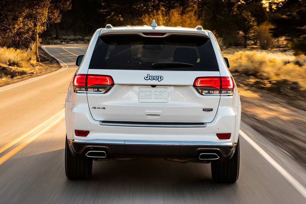 72 Best Review The Grand Cherokee Jeep 2019 Exterior And Interior Review Pricing for The Grand Cherokee Jeep 2019 Exterior And Interior Review