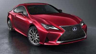 72 Concept of Lexus 2019 Rc New Concept by Lexus 2019 Rc