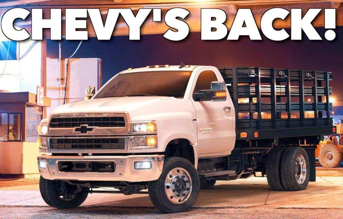 72 Concept of New 2019 Chevrolet 4500 And 5500 Review And Specs Exterior and Interior for New 2019 Chevrolet 4500 And 5500 Review And Specs