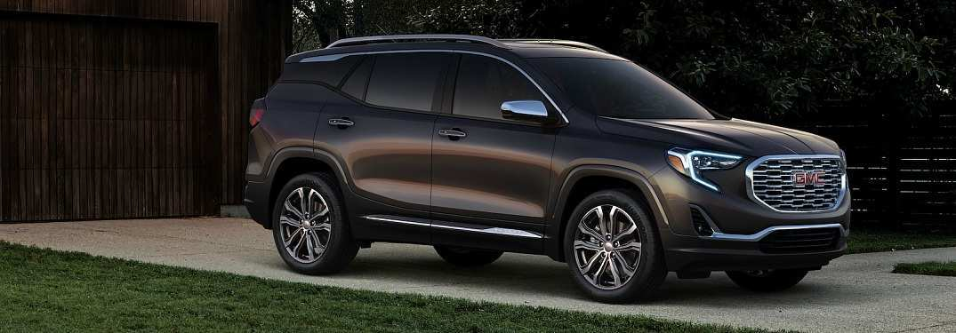 72 Concept of New Colors For 2019 Gmc Terrain Concept Redesign And Review Reviews with New Colors For 2019 Gmc Terrain Concept Redesign And Review