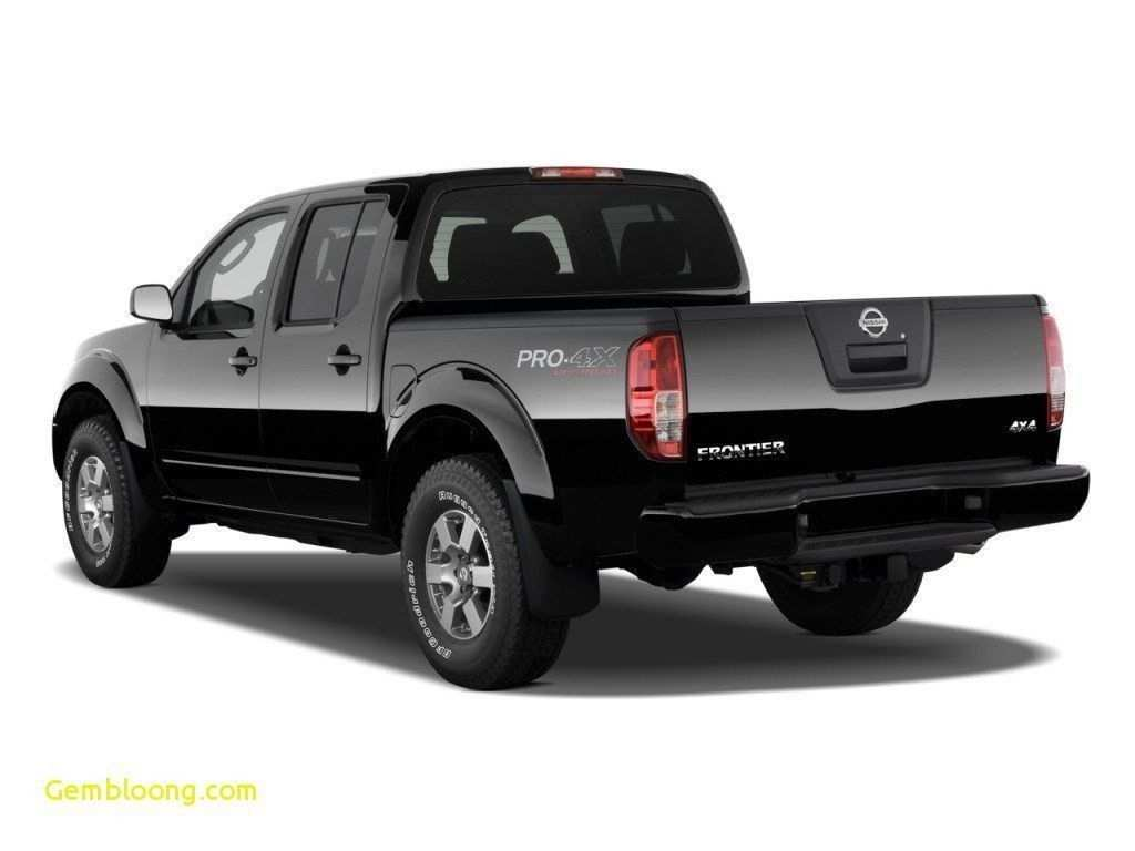 72 Gallery of New 2019 Nissan Frontier Pro 4X Release Date Price And Review Spy Shoot with New 2019 Nissan Frontier Pro 4X Release Date Price And Review