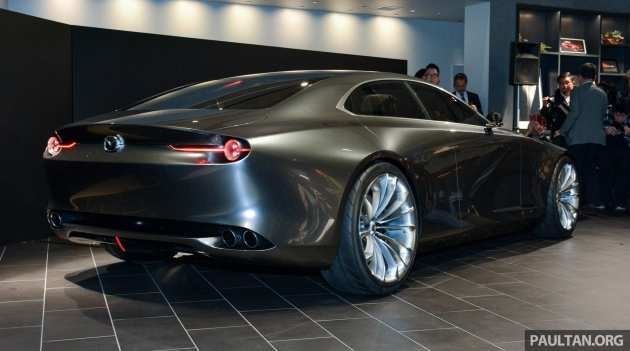 72 Gallery of The 2019 Mazda Vision Coupe Price Concept Review for The 2019 Mazda Vision Coupe Price Concept