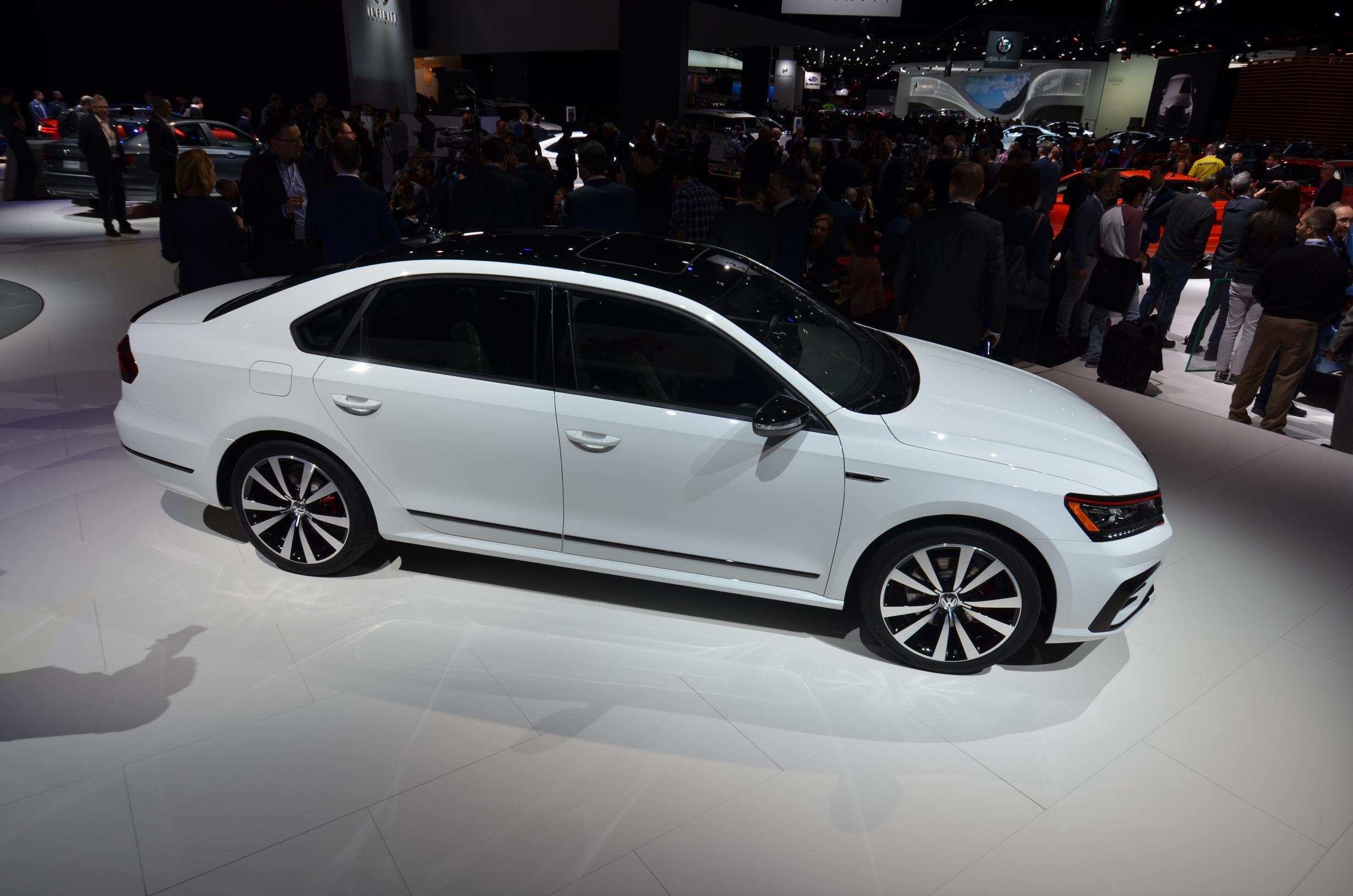72 Great 2019 Vw Passat Gt Configurations by 2019 Vw Passat Gt