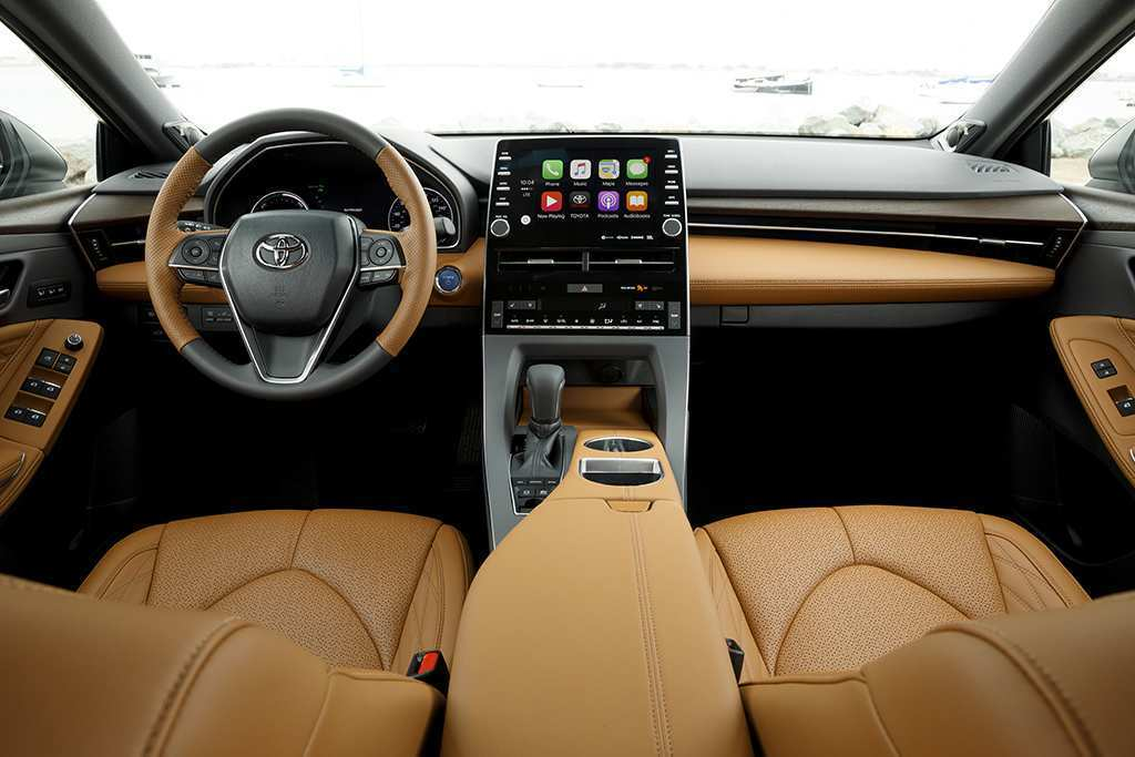 72 Great New Toyota Avalon 2019 Review Exterior And Interior Review Photos for New Toyota Avalon 2019 Review Exterior And Interior Review
