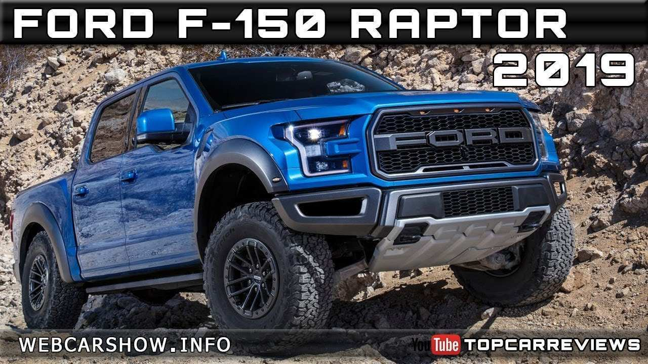 72 New Ford F150 Raptor 2019 Release Exterior for Ford F150 Raptor 2019 Release