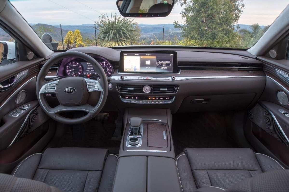 72 New New Kia Quoris 2019 Specs First Drive Prices for New Kia Quoris 2019 Specs First Drive