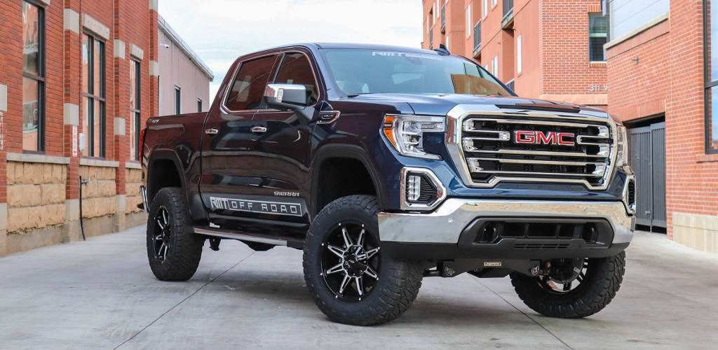72 New The 2019 Gmc Rocky Ridge Performance Picture with The 2019 Gmc Rocky Ridge Performance