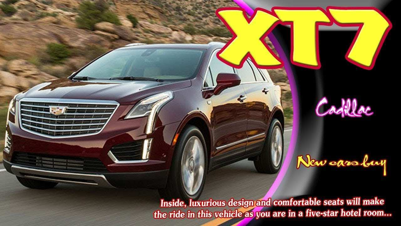 72 The Best Cadillac 2019 Xt7 Rumors Exterior and Interior by Best Cadillac 2019 Xt7 Rumors